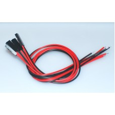 """0.1"""" 2.54MM Jumper Wires Female (2PIN) to soldering x 4PCs"""