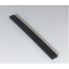 40-pin 2.54mm PCB Right Angle Female Header